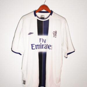 maillot retro chelsea blanc 2003 2004
