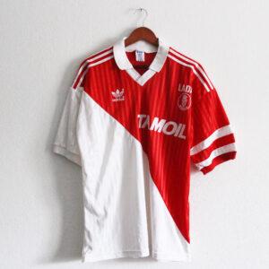 maillot retro monaco adidas tamoil 1991 1992