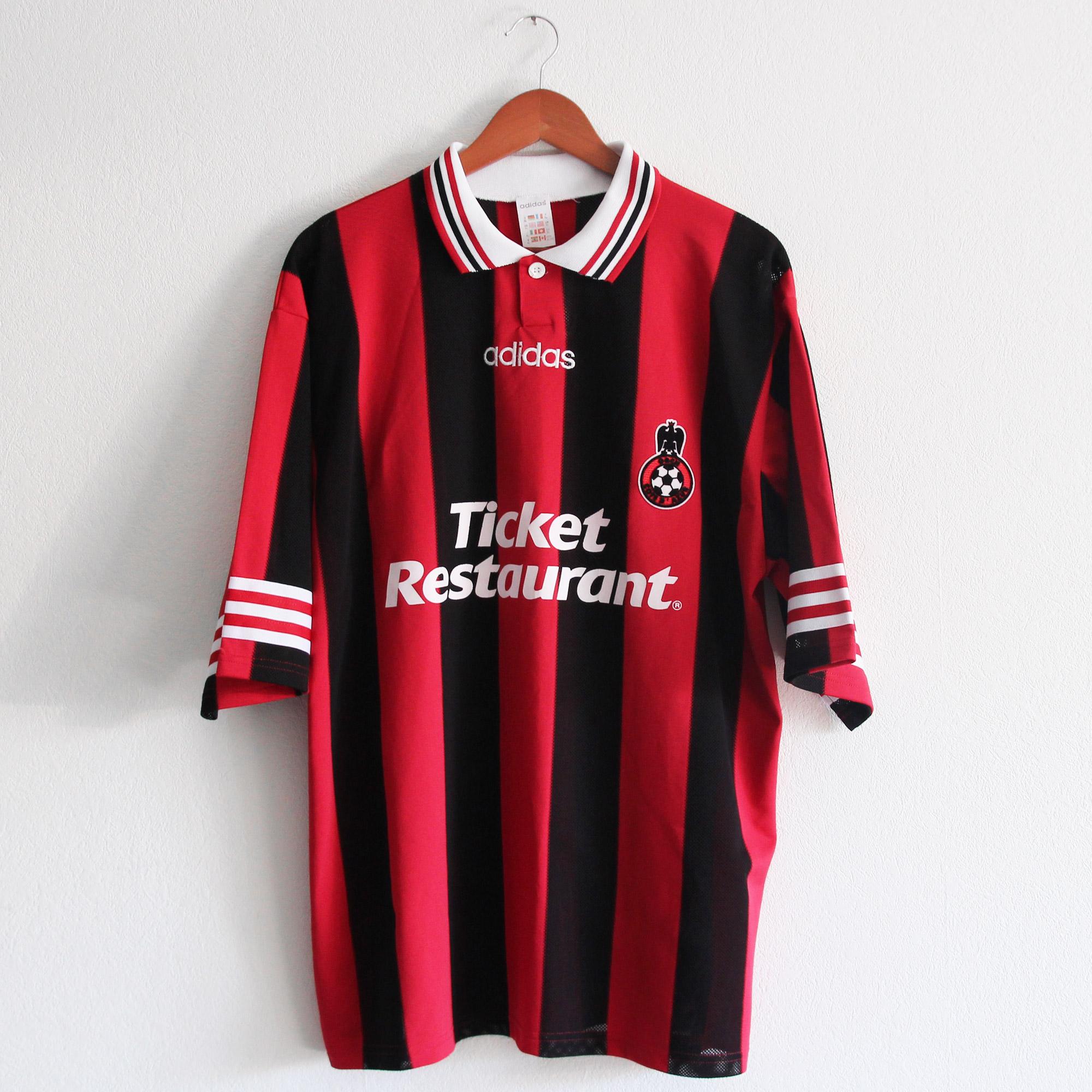 maillot nice adidas 1996 1997