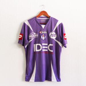 maillot retro tfc 2007 2008 violet