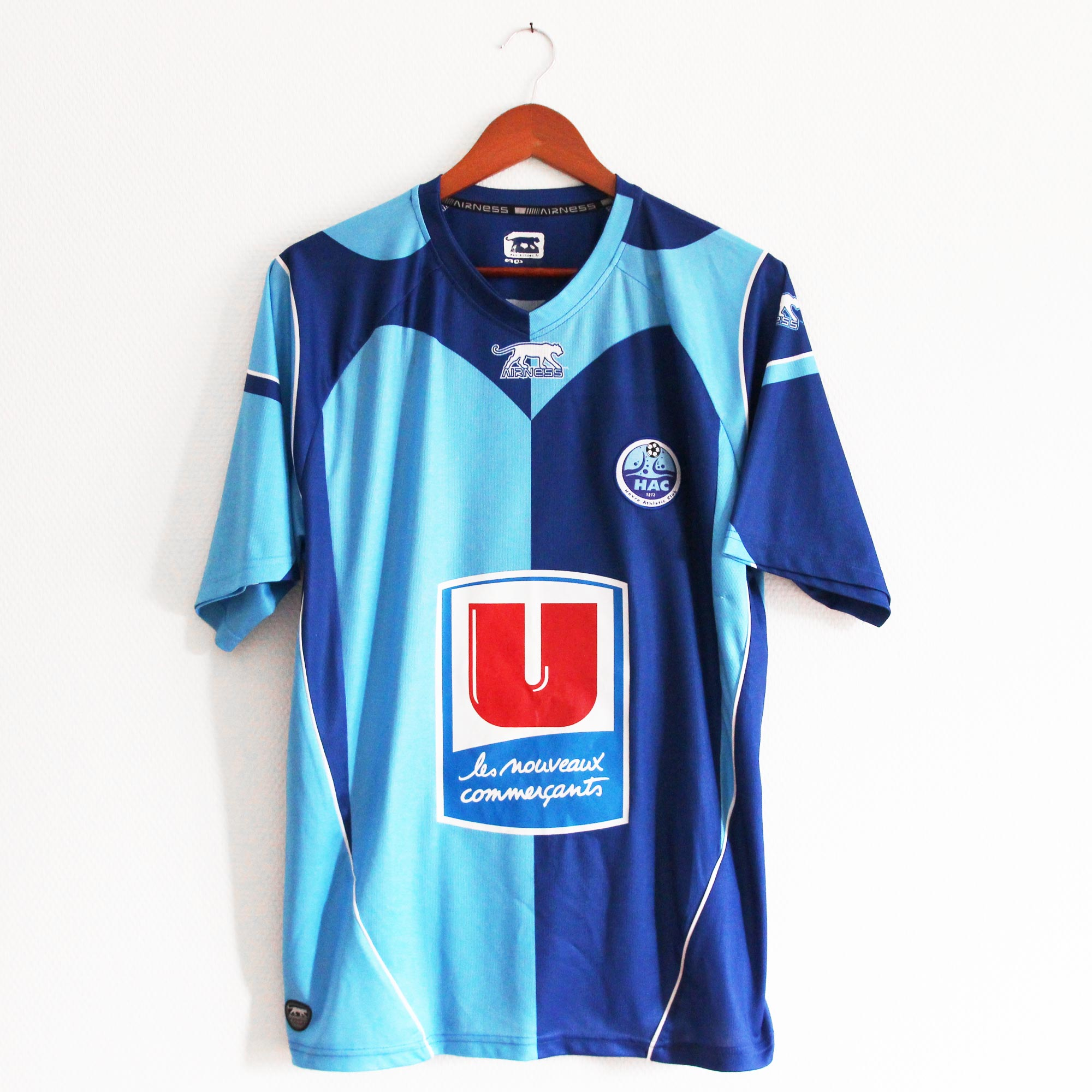 maillot le havre ariness 2008 2009