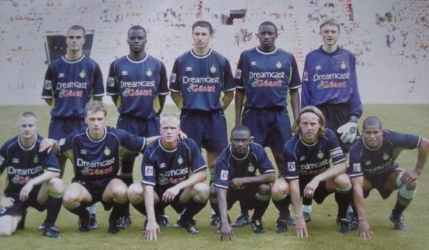 L'ASSE saison 2000-2001
